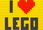 "Mostra ""I love Lego"""