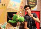 """""""Dinosauri sulla Luna"""". Spettacolo teatrale per famiglie"""