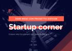 """Incontro """"Startup corner"""" - appuntamento del 19 novembre 2019"""