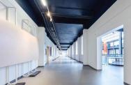 Sala espositiva - primo piano