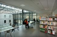 Biblioteca - secondo piano