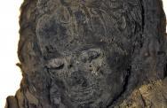 Mummia della bambina Giupra - Firenze, Museo Archeologico Nazionale