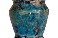 Vasetto per Kohl - Firenze, Museo Archeologico Nazionale