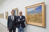 """Immagini gennaio 2020, presentazione della mostra """"Van Gogh. I colori della vita"""" al Kröller-Müller Museum di Otterlo"""